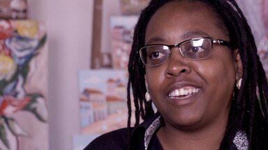 Na série 'Escritoras Negras', Cidinha da Silva fala de sua trajetória na literatura - Na série 'Escritoras Negras', Cidinha da Silva fala de sua trajetória na literatura