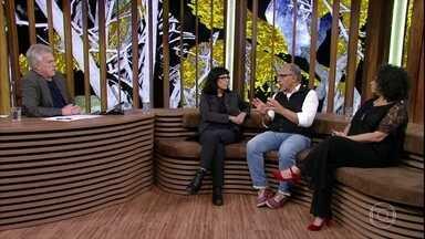 """Joel Zito Araujo fala sobre a evolução da representatividade do negro na TV - Cineasta dirigiu o documentário """"Negação do Brasil"""" e fala sobre novelas como 'Escrava Isaura' e 'Lado a Lado'"""