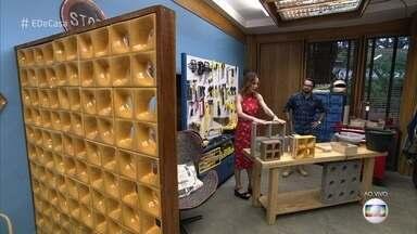 Cobogós: saiba como usar blocos vazados na decoração - Designer Fábio Basso ensina a fazer cobogós de concreto