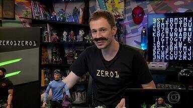 Zero 1 - Programa de 11/11/2017, na íntegra - Tiago Leifert testa a edição especial do super Nintendo e o Esquadrão Zero 1 participa da Zombie Walk
