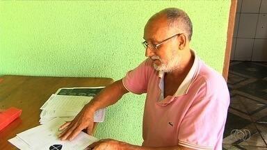 Motorista que sofreu AVC luta para se aposentar em Goiânia - Ele entrou na Justiça, mas o INSS recorreu e ele enfrenta muitas dificuldades.