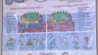 Hoje é o Dia Mundial da Diabetes - A data serve para alertar sobre os riscos da doença