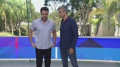 Vídeo Show - Íntegra 14 Novembro 2017 - O programa mostra os bastidores da televisão brasileira.