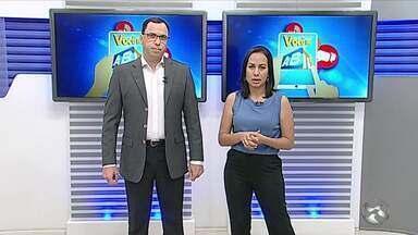 Veja as denúncias do 'Você no ABTV' desta terça-feira (14) - Vídeos mostram flagrantes de infrações de trânsito.