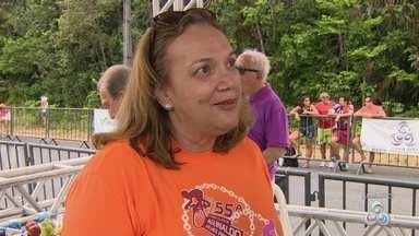 Lourdes Archer Pinto morre em Manaus - Ela era madrinha dos eventos esportivos da Rede Amazônica.