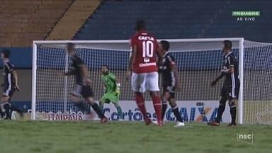 Roberto Alves fala sobre desempenho do Figueirense - Roberto Alves fala sobre desempenho do Figueirense