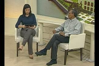 """No quadro """"Fala Saúde"""" tire suas dúvidas sobre diabetes - Especialista fala sobre causas e tratamentos."""
