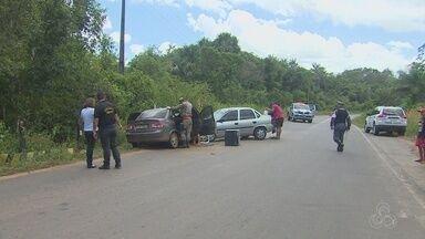 Diminui o número de acidentes de trânsito no primeiro semestre em Macapá - A diminuição nos acidentes de trânsito foi de 7,2% nos seis primeiros meses do ano. Em contrapartida, houve um aumentou o número de infrações registradas pelo BPTRAN.