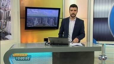 Confira os destaques do Jornal Anhanguera 1ª Edição desta quinta-feira (16) - O protesto contra a alta no preço dos combustíveis, que foi finalizado, está entre as reportagens.