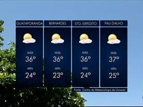 Frente fria se aproxima da região de Presidente Prudente - Confira a previsão da meteorologia para esta quinta-feira (16).