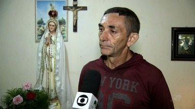 Casa de agricultor vira santuário em Viçosa do Ceará - Saiba mais em g1.com.br/ce