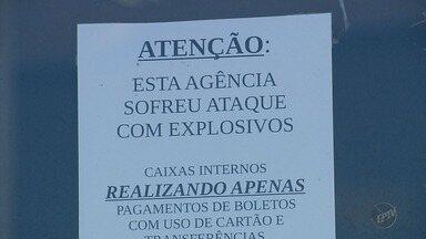 Sem banco, moradores reclamam da falta de dinheiro em Monte Belo (MG) - Sem banco, moradores reclamam da falta de dinheiro em Monte Belo (MG)