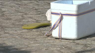 Homem é assassinado em Campina Grande - Vítima foi morta no bairro Santa Rosa