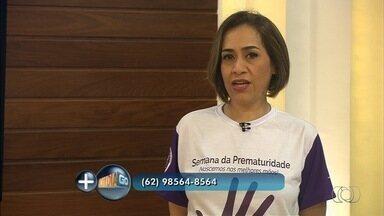 Médica fala sobre bebês que nascem prematuros, no BDG Responde - Sara Gardênia responde aos questionamentos enviados pelos canais de comunicação da TV Anhanguera.