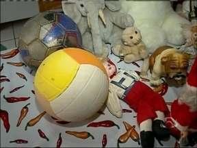 Iniciativa do papeleiro Chichão é levada adiante em Passo Fundo, RS - Filha está recolhendo doações de brinquedos e alimentos