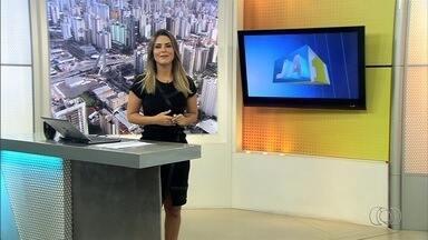 Confira os destaques do Jornal Anhanguera - Após ordem judicial, alguns postos reduzem o preço do etanol em Goiânia.