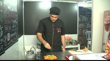 Festival gastronômico em Cabedelo - O Festival Fortaleza reúne quarenta e cinco restaurantes e empresas, além de chefs de outros estados.