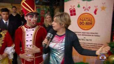 Campanha Natal do Bem recebe doações no Natal Luz, em Gramado, até 16 de dezembro - Uma das atrações do evento é o 'Natal pelo Mundo'.