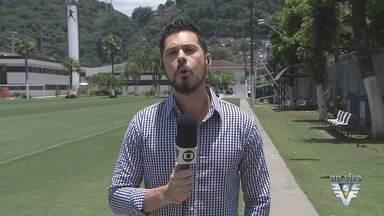 Santos se prepara para as últimas rodadas do Campeonato Brasileiro - Time disputa uma das vagas da Taça Libertadores.