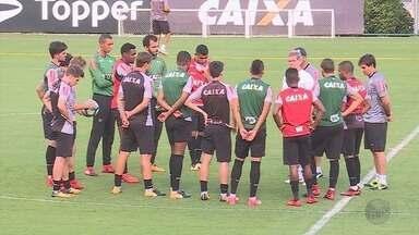 Atlético-MG e Cruzeiro se preparam para a 36ª rodada do Campeonato Brasileiro - Atlético-MG e Cruzeiro se preparam para a 36ª rodada do Campeonato Brasileiro