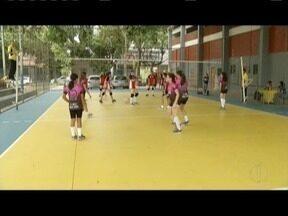 Jogos estudantil são disputados neste sábado (18) em Governador Valadares - Competições de vôlei, handebol e futsal.