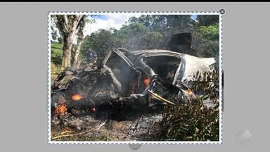 Destaques do dia: bioquímico morre em acidente na Ba-489, no extremo sul do estado - Confira outros fatos que marcaram o sábado (18).