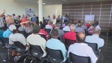 Centenas de homens tiraram o dia para cuidar da saúde em Cacoal - Os exame foram feitos no hospital São Daniel Comboni.