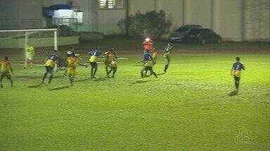 Rondônia e Roraima empatam na fase pré classificatória no futebol sub 20 - Gols.