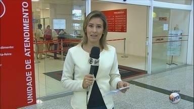 Falha no sistema prejudica entrega de carteiras de trabalho em Minas Gerais - Falha no sistema prejudica entrega de carteiras de trabalho em Minas Gerais
