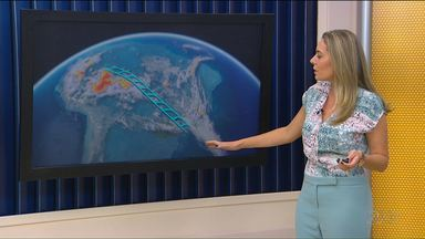 Semana começa amena e termina quente - As temperaturas sobem nos próximos dias.