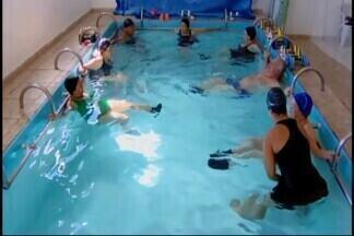 Clínica de fisioterapia na Unifenas, em Divinópolis, revela várias histórias de superação - Alunos do 1º ao 9º período, acompanhados por professores, auxiliam na reabilitação de inúmeras pessoas. Atendimento é gratuito.