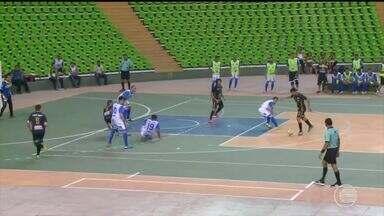 JES perde para o Horizonte e dá adeus a Liga Nordeste de Futsal na reabertura do Verdão - JES perde para o Horizonte e dá adeus a Liga Nordeste de Futsal na reabertura do Verdão
