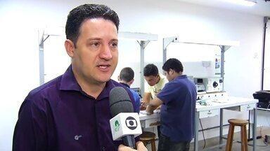 Veja os detalhes para as inscriões do vestibular da FATEC - Saiba mais em g1.com.br/ce