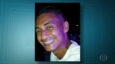 O policial Rodrigo Tavares morreu no hospital em São Gonçalo - Ele levou um tiro na cabeça em uma tentativa de assalto