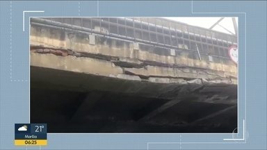 Corpo de juíza morta em acidente com concreto em viaduto será sepultado nesta terça em SP - Adriana Nolasco da Silva, de 46 anos, teve o crânio atingido quando passava sob um viaduto na Avenida do Estado.