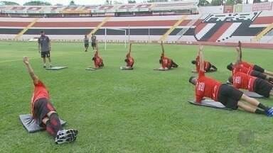 Botafogo-SP volta a treinar de olho no Paulistão de 2018 - Tricolor de Ribeirão Preto (SP) estreia contra o Bragantino em 17 de janeiro.