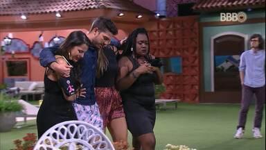 Big Brother Brasil 17 - Vencedores