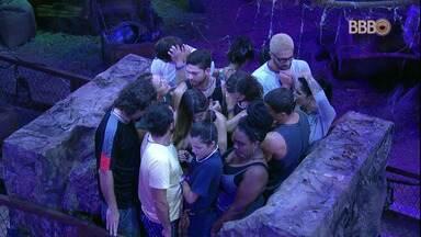 Big Brother Brasil 17 - Provas Ep. 33 - Ep. 261