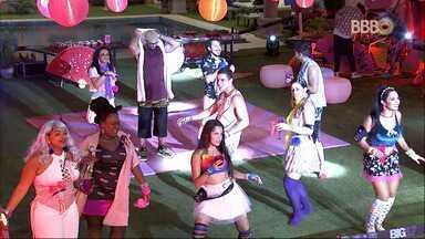 Big Brother Brasil 17 - Shows Ep. 28 - Ep. 258