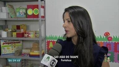 Rede de ensino de Fortaleza inicia processo de matrícula para alunos especiais - Saiba mais em g1.com.br/ce