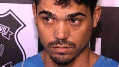 Preso suspeito de estuprar, espancar e matar enteado é agredido por colegas de cela em GO - Ele foi socorrido, levado ao Hugo e já recebeu alta.