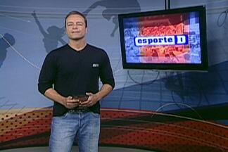 Íntegra Esporte D - 21/11/2017 - Programa desta terça-feira (21) tem resultados dos Jogos Abertos do Interior e do Cartola. Esporte D ainda mostra competição de caratê. Guerrinha fala sobre partida do Mogi Basquete contra o Botafogo.