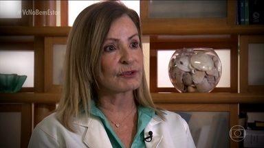 Reposição hormonal é principal indicação para alívio dos sintomas da menopausa - Será que existem outras alternativas? A repórter Valéria Almeida esclarece alguns pontos sobre o assunto com a Dra. Dolores Pardini.