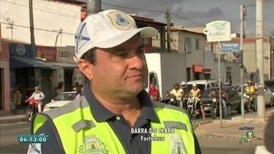 AMC fala sobre situação das irregularidades nas vidas de transporte coletivo - Saiba mais em g1.com.br/ce