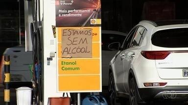 Fiscalização continua em postos de combustíveis após liminar obrigar derrubada de preços - Procon e Polícia Civil dizem que trabalhos continuam e seguem até que a situação for resolvida.