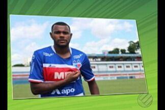 Remo confirma negociação com meia Adenilson - Atleta jogou a Série B do Brasileiro pelo Fortaleza. Jogador pode ser a quinta contratação do clube para a próxima temporada