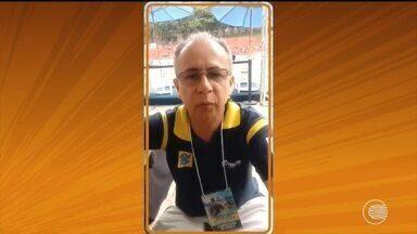 Trio piauiense de destaque na natação está em Belo Horizonte e acredita em trazer medalhas - Trio piauiense de destaque na natação está em Belo Horizonte e acredita em trazer medalhas