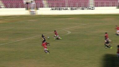 Sergipe vence Central e avança na Copa do Nordeste sub-20 - Arnold e Marcelinho garantem vitória de virada por 2 a 1.