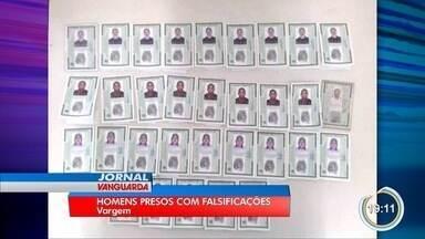 Blitz de rotina acabou com quatro presos na Fernão Dias - Carro em que eles estavam foi parado no pedágio.
