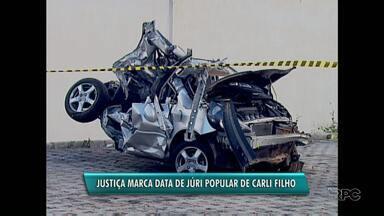Justiça marca data para júri popular de Carli Filho - Júri está agendado para acontecer nos dias 27 e 28 de fevereiro de 2018